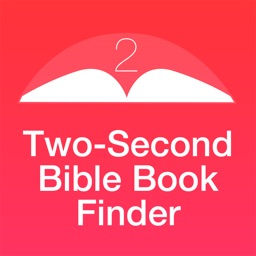 Two-Second Bible Book Finder: The Game For Learning the Books of the Bible