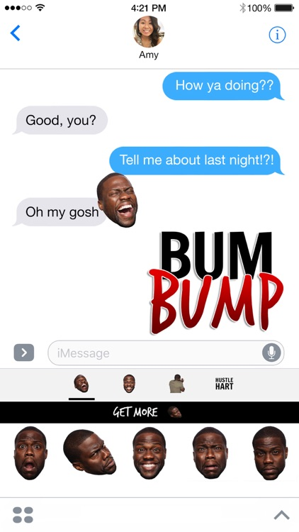 KEVMOJI by Kevin Hart screenshot-0