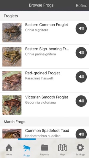 Frog Census on the App Store