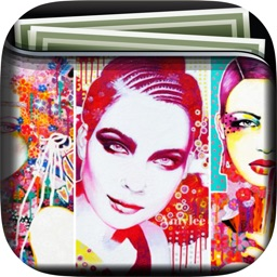 Fashion Art Wallpapers Artworks Backgrounds Style