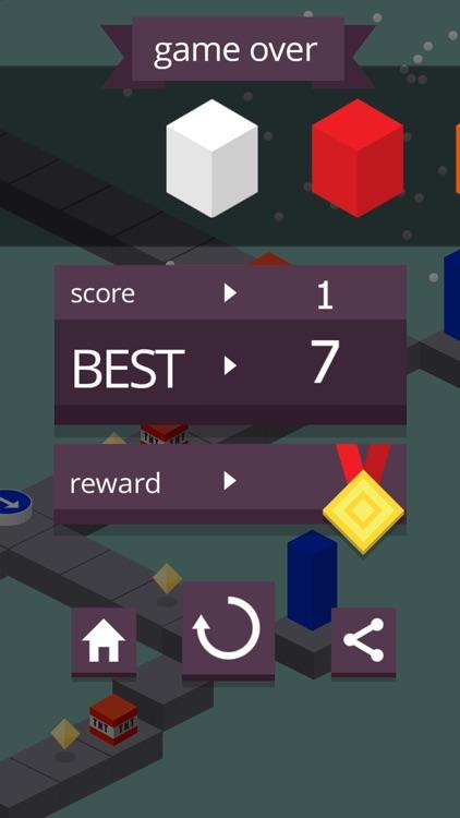 Crazy Spiral Block Tower Arcade screenshot-4