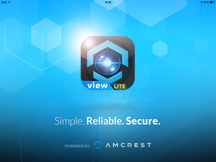 Amcrest View Lite for iPad screenshot-3