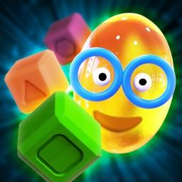 Toys Splast puzzle game