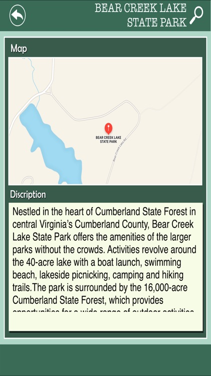 State Parks In Virginia
