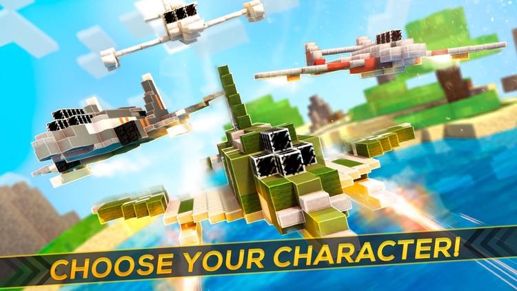 Ace Plane Craft Free | Fighter Simulator Game For Kids screenshot-3