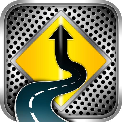 iWay GPS Navigation - Sat nav,maps,traffic,places