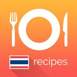 Thai Recipes: Food recipes, cookbook, meal plans