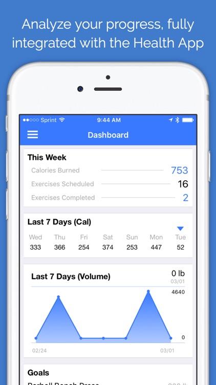 Fit Weightlift screenshot-0