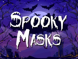 Spooky Masks – Halloween Stickers for iMessage
