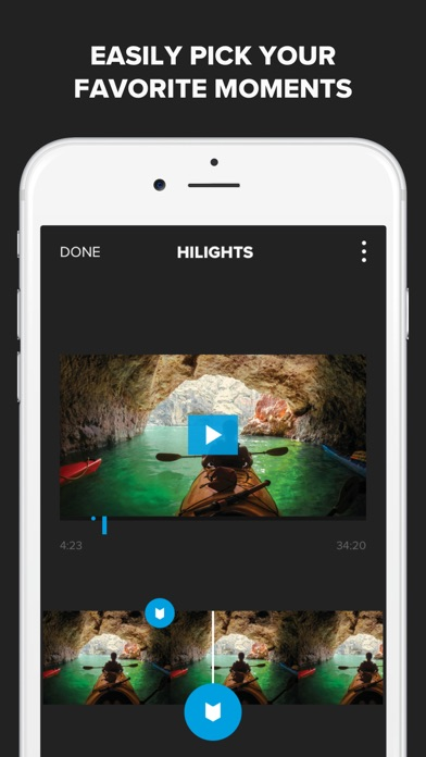Download Splice - Video Editor + Movie Maker by GoPro for Pc