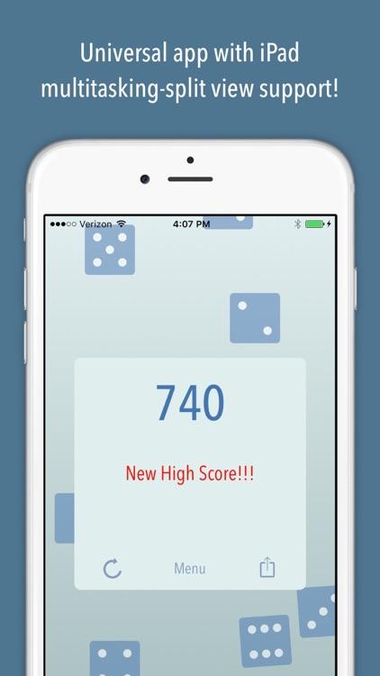 Diced - Puzzle Dice Game screenshot-3