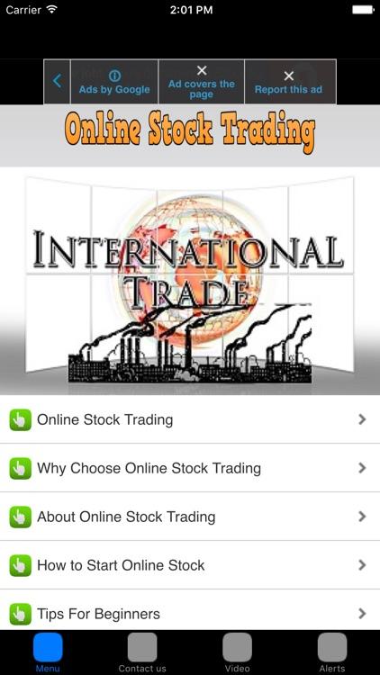 Online Stock Trading Tips For Stock Market