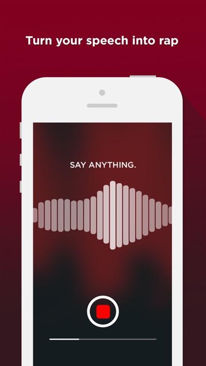 AutoRap by Smule app image