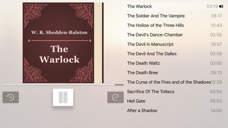 Stories From Hell: AudioBooks