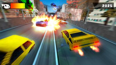 世界 カーレース . マイン フリー ピクセル 車 レーシング ライダー ゲームのおすすめ画像5