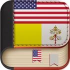 Offline Latin to English Language Dictionary, Translator icon