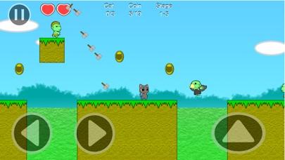 アクションゲーム -にゃんこ島-紹介画像4