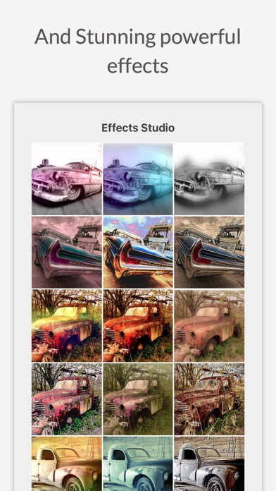Effects Studio Screenshot