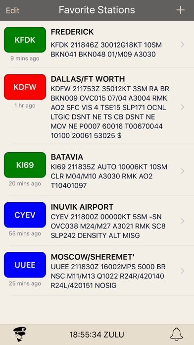 download METARs Aviation Weather apps 2