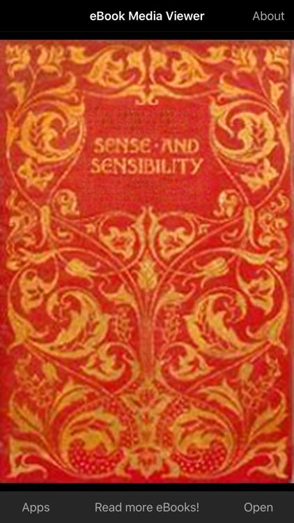 eBook: Sense and Sensibility