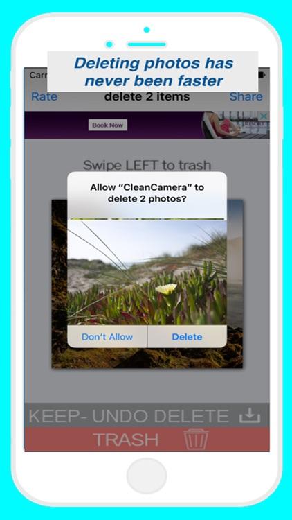 Erase- Delete Photos Fast