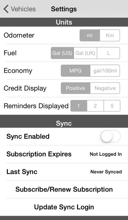 cartune vehicle maintenance and gas mileage tracker by firestorm