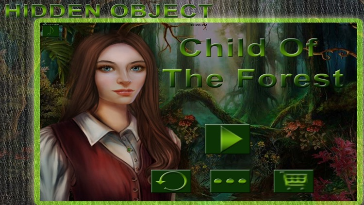 Child of The Forest Hidden Object