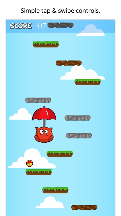 Endless Jump: run and play with infinite stairs game FREE screenshot-3