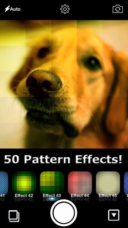 Fotocam Pattern - Photo Effect for Instagram