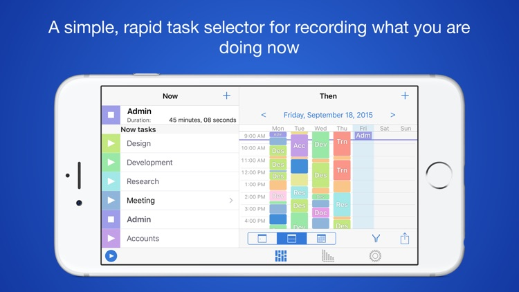 Now Then Free - Time Tracking and Timesheet Management