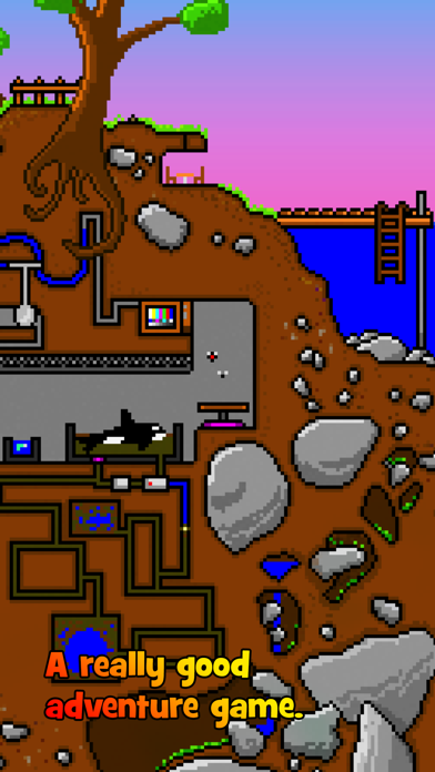 Little Caves: The Leg... screenshot1