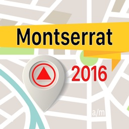 Montserrat Offline Map Navigator and Guide