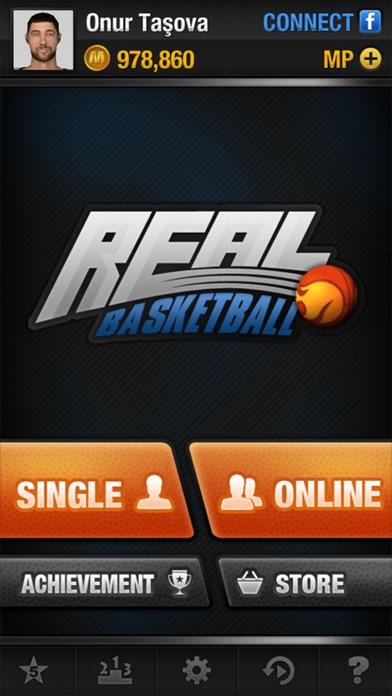 Real Basketball Скриншоты6