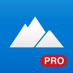 Runtastic Altimeter GPS PRO– Altitude, Elevation, Compass, Weather & Wind Info