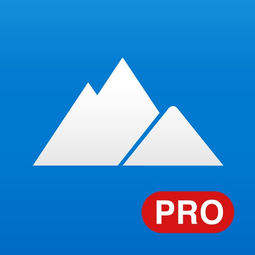 Runtastic Altimeter GPS PRO– Altitude, Elevation, Compass, Weather & Wind Info