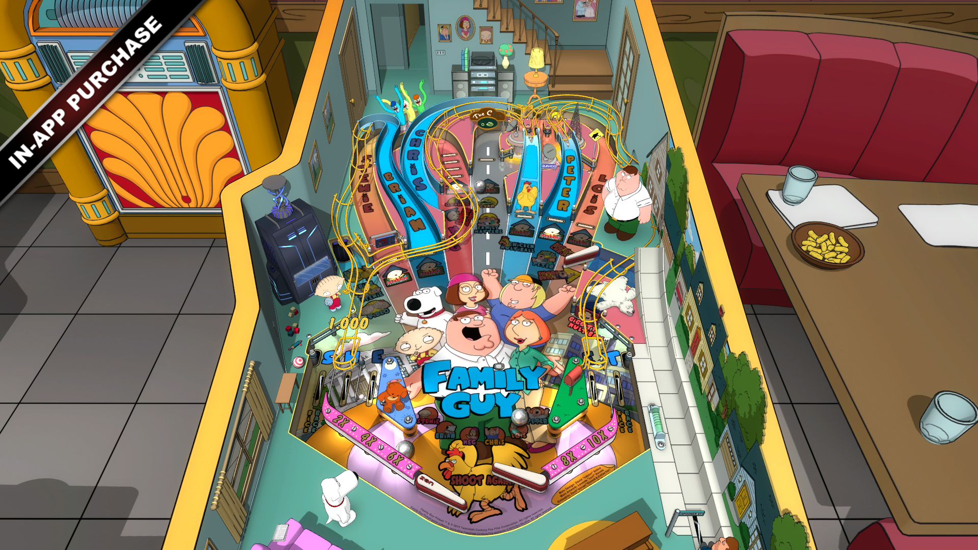Zen Pinball screenshot 12