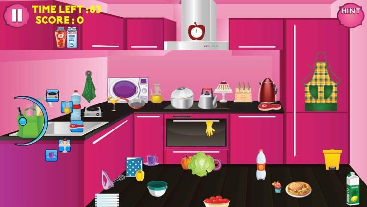 Princess Kitchens Hidden Object screenshot-4