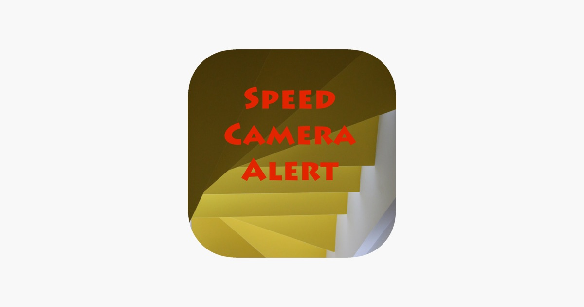 Speed Cameras Alert on the App