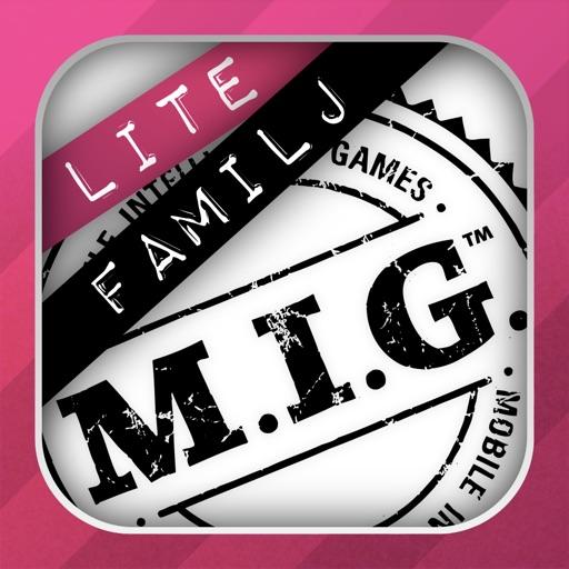 MIG Familj Lite - Frågespelet du tar med dig