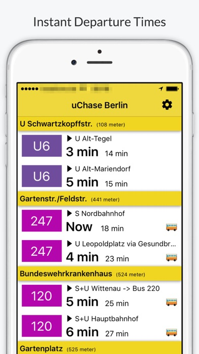 uChase Berlin Premium screenshot one