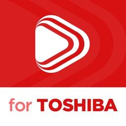 Media Center for Toshiba Smart TVs