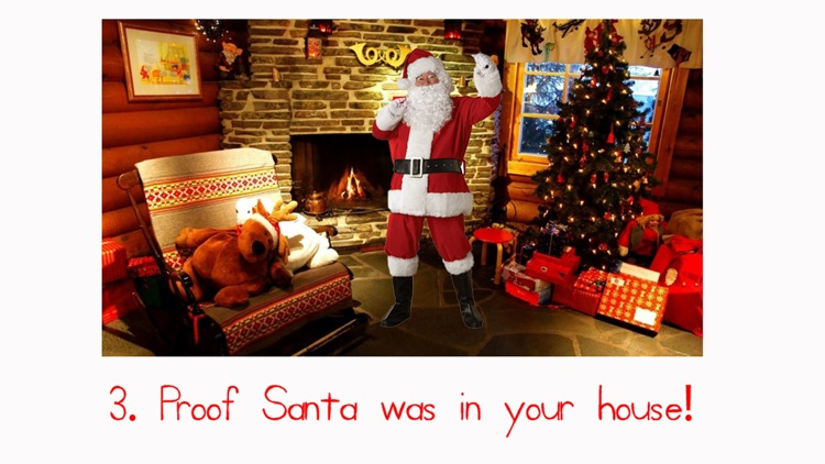 Santa Was In My House: Christmas Cam HD 2015