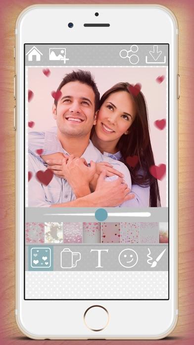 Editor de fotos de amor – fotomontajes para imágenes románticasCaptura de pantalla de4