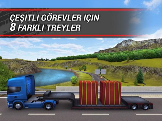 TruckSimulation 16 ipad ekran görüntüleri