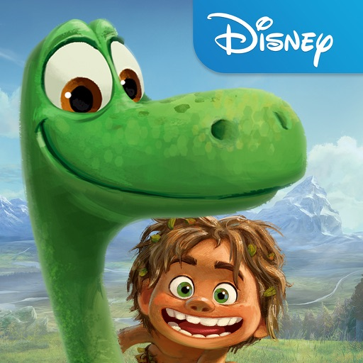 The Good Dinosaur: Storybook Deluxe icon