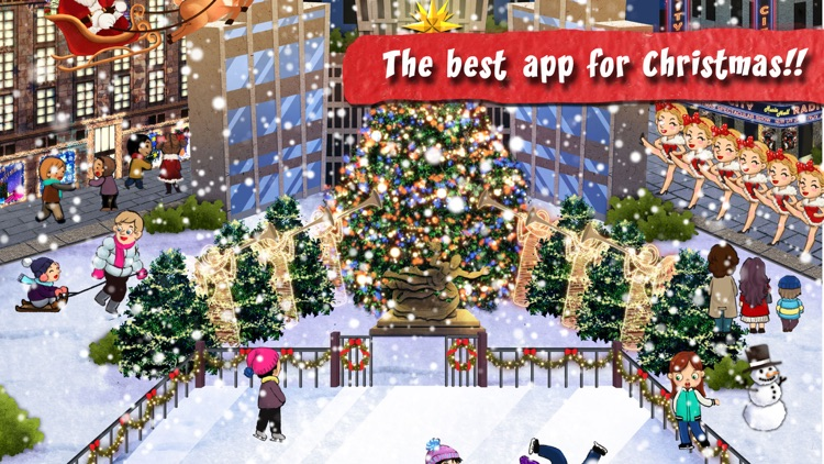 Best Christmas App for Toddlers and kids screenshot-4