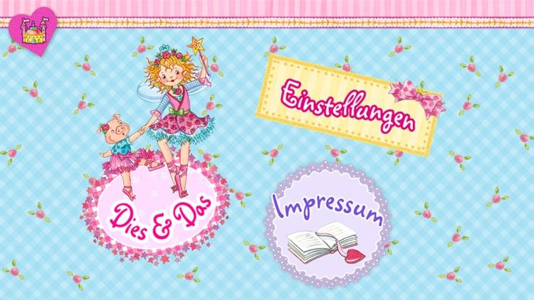 Prinzessin Lillifee Ballettzauber - Bildergeschichte, Tanzspiel, Stickerzauber screenshot-4