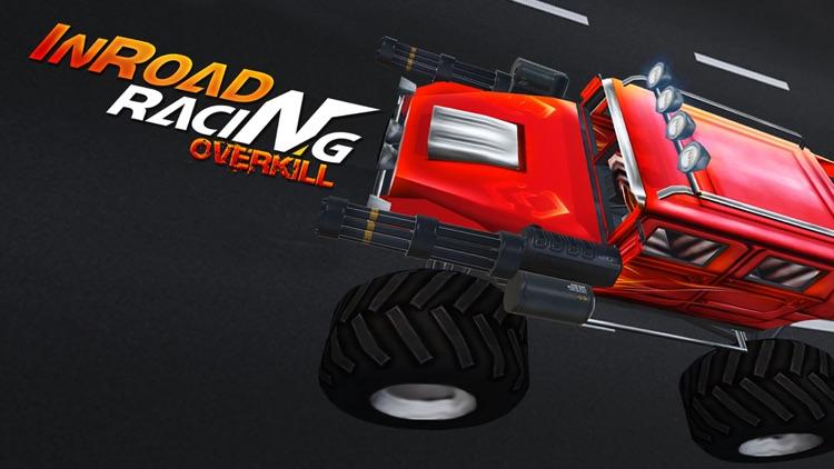 InRoad truck racing overkill : combat & destroy racing game screenshot-4