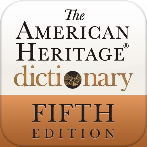 American Heritage Dictionary, 5th Edition