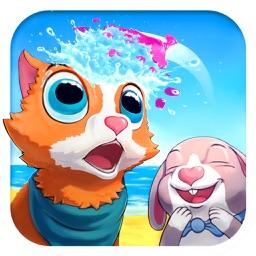 Peppy Pals Beach - Friendship Adventure